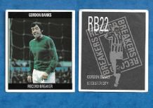 Stoke City Gordon Banks England RB22